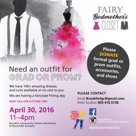 Fairy Godmother's Closet